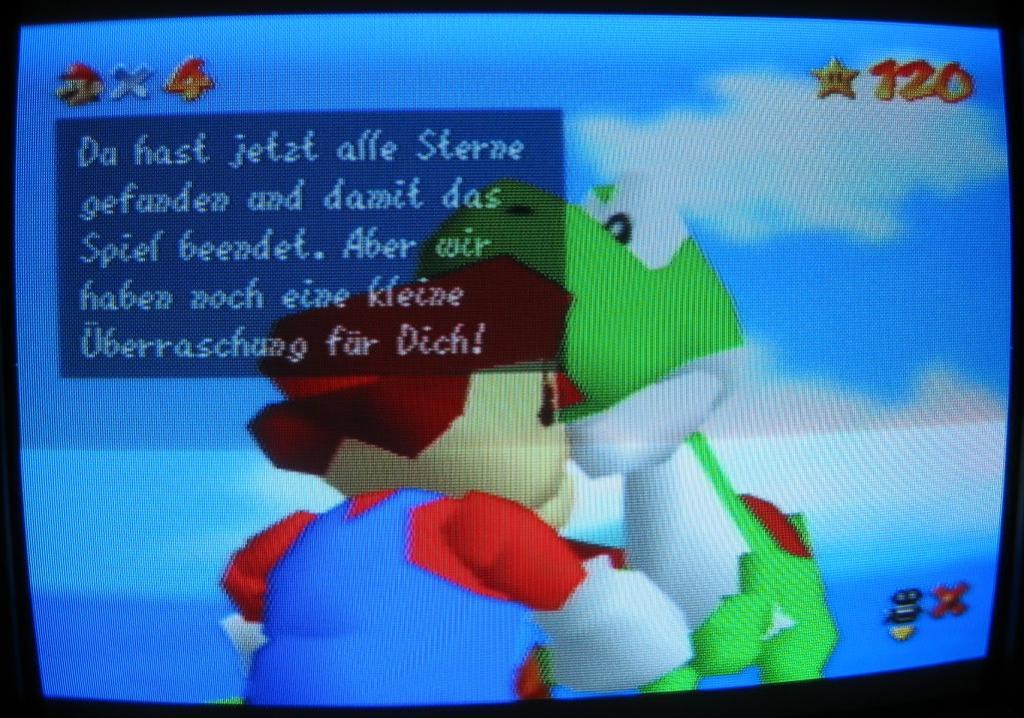 Nintendo 64   Marc's Realm